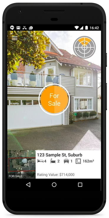 Camera usage in Android App