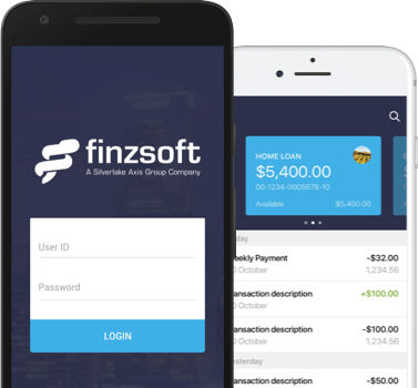Finzsoft Mobile Banking App