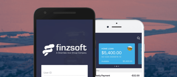 Finzsoft on mobile screen