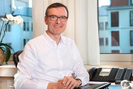 Kardiologe Dr. med. univ. Wolfgang Jungmair