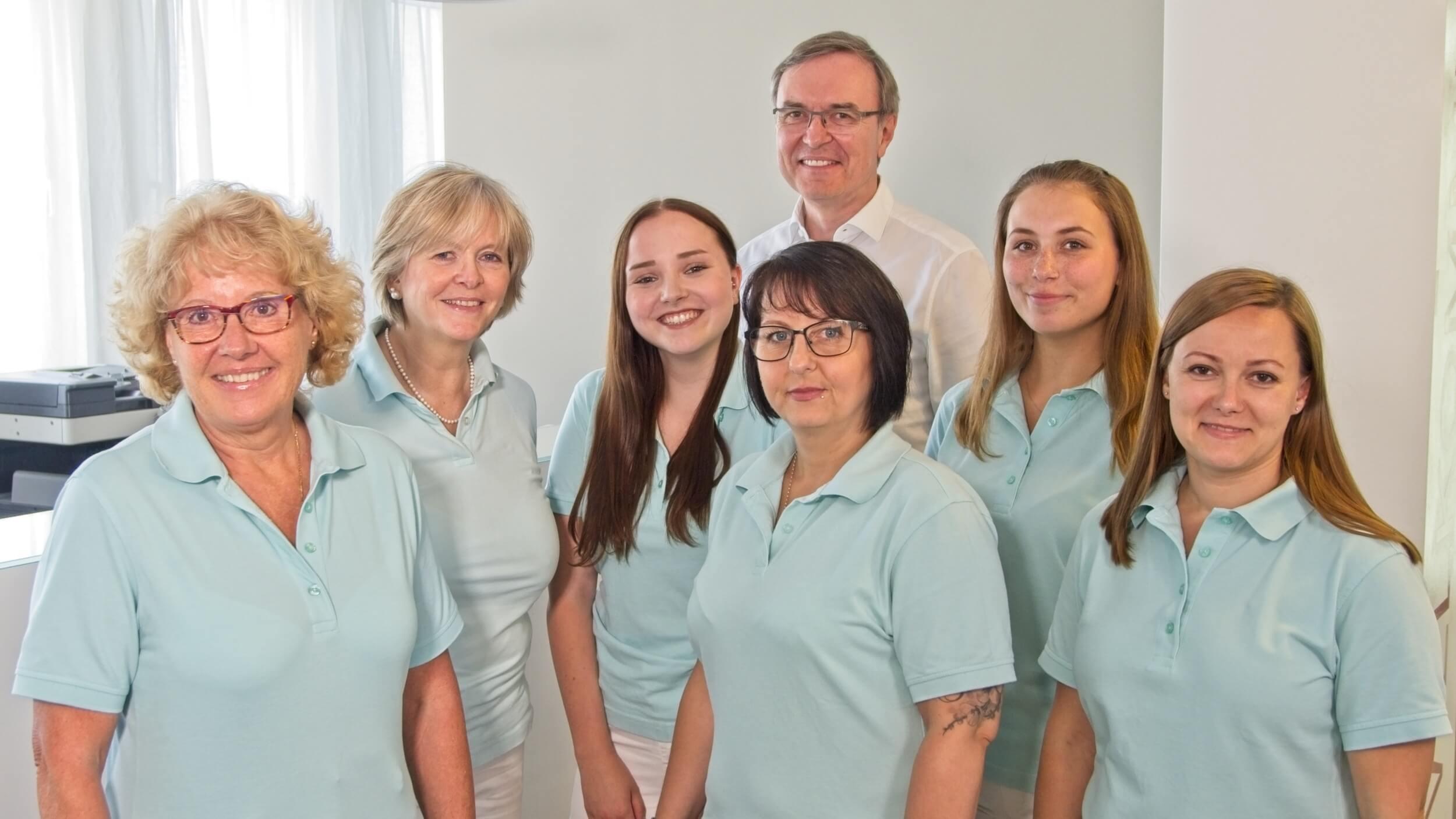 Praxis Team Kardiologische Praxis Dr. med. univ. Wolfgang Jungmair