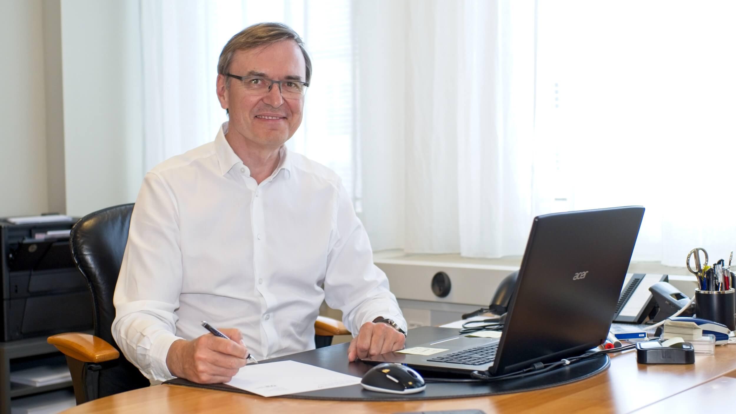 Dr. med. univ. Wolfgang Jungmair