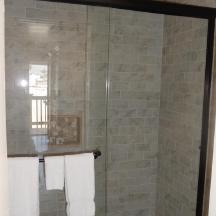 Pismo Hotel Shower