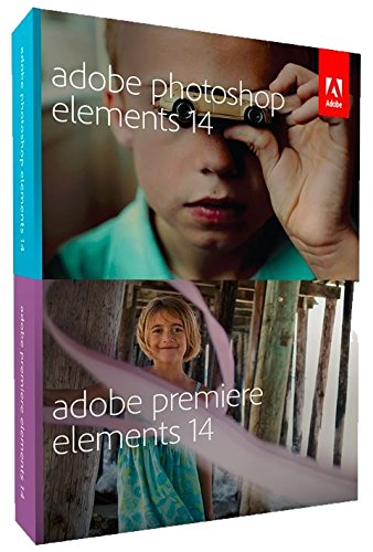 Adobe Premier Elements and Photoshop