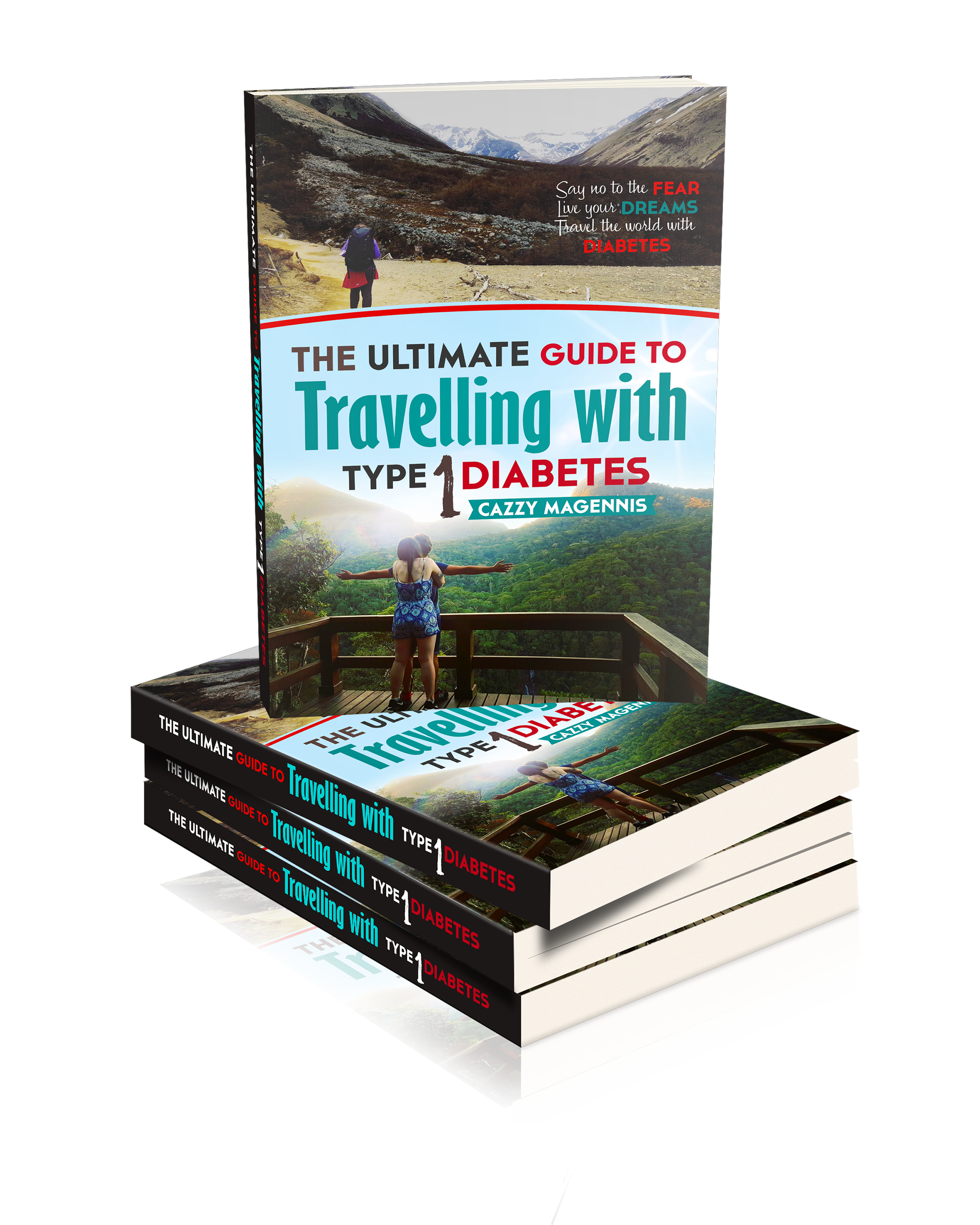 photo of our travel eBook