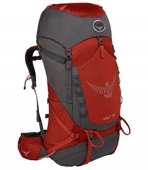 rucksack for sri lanka