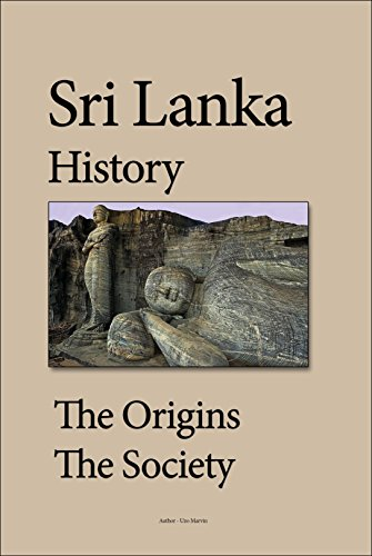 sri lanka history book