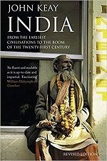 John Keay India book