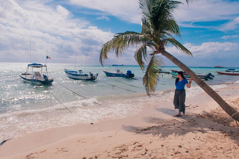 backpacking playa del carmen