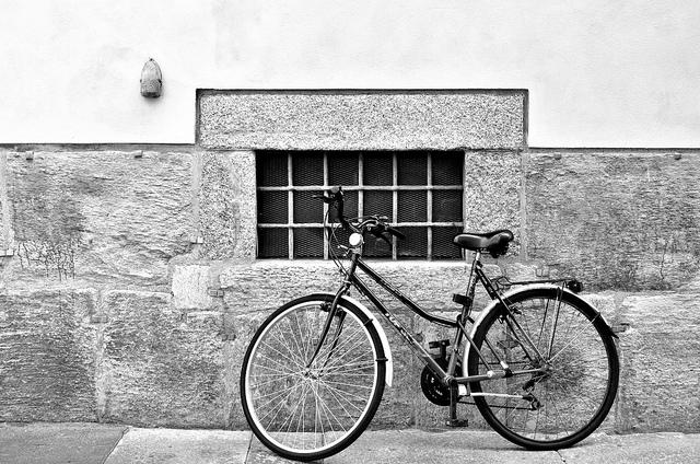 Type 1 diabetic bicycle
