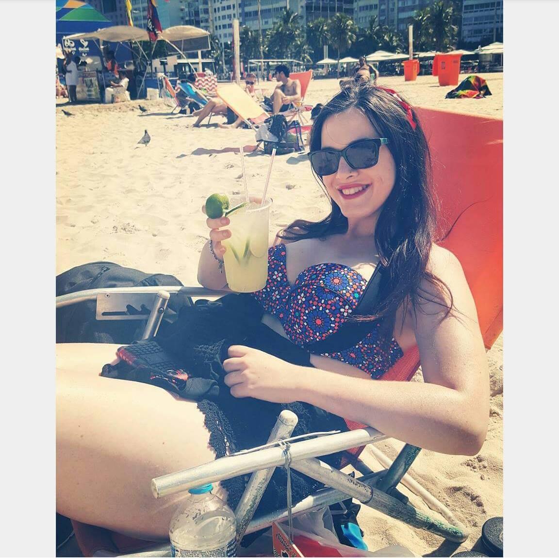 Type 1 diabetes alcohol caprinha copacabana beach