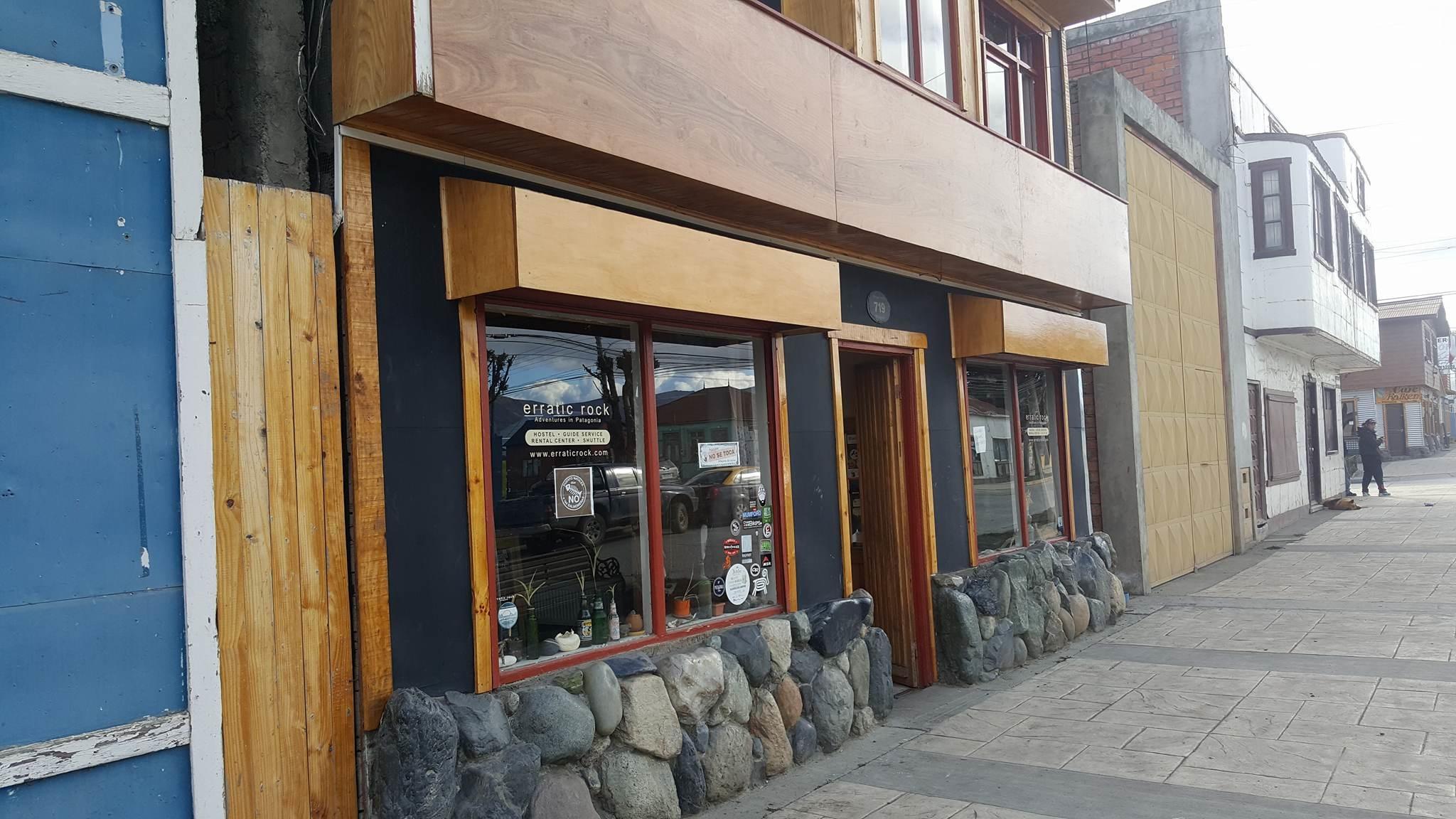 Erratic Rock, Puerto Natales