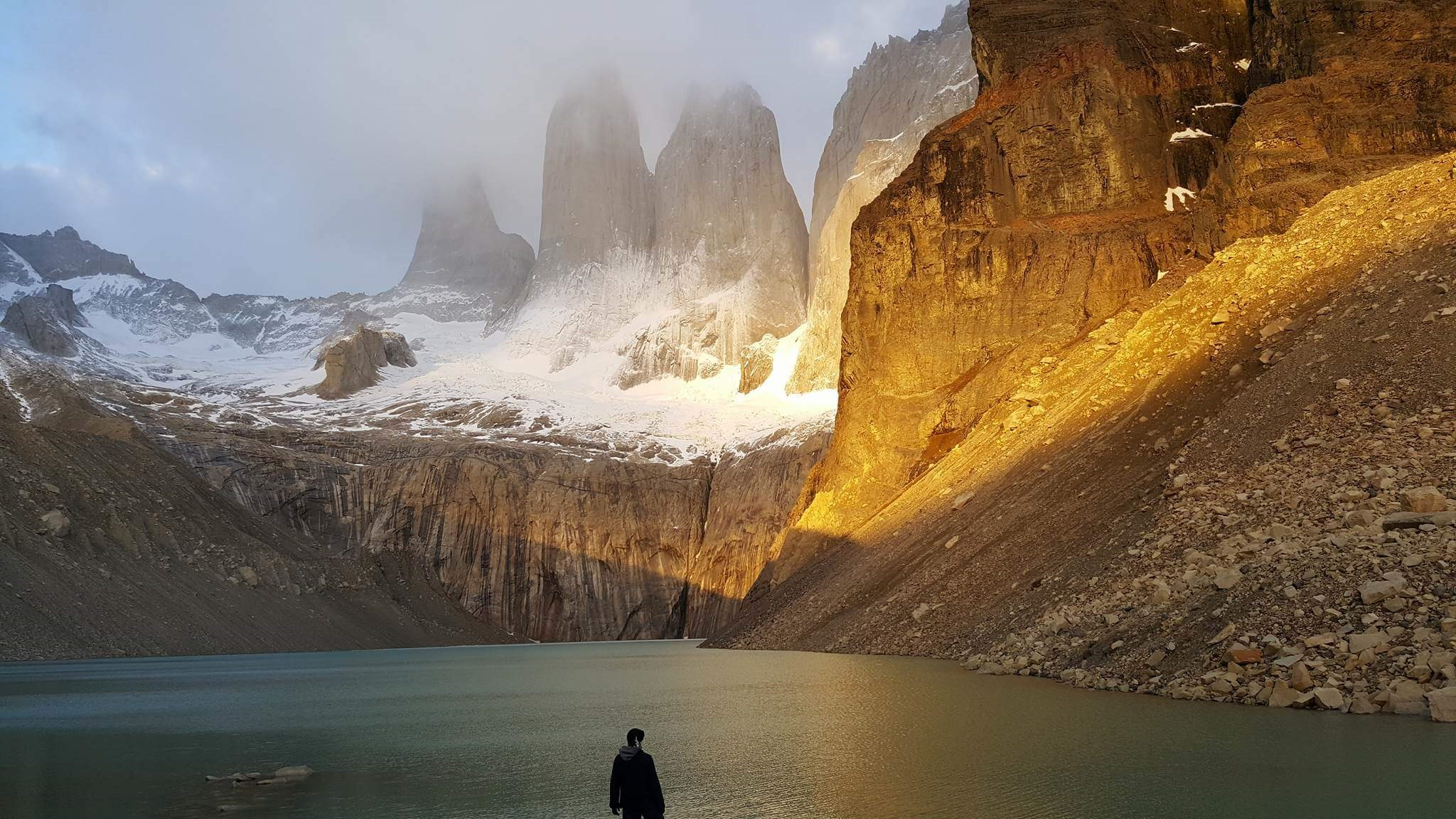 Camping in Torres Del Paine National Park | Dream Big, Travel Far