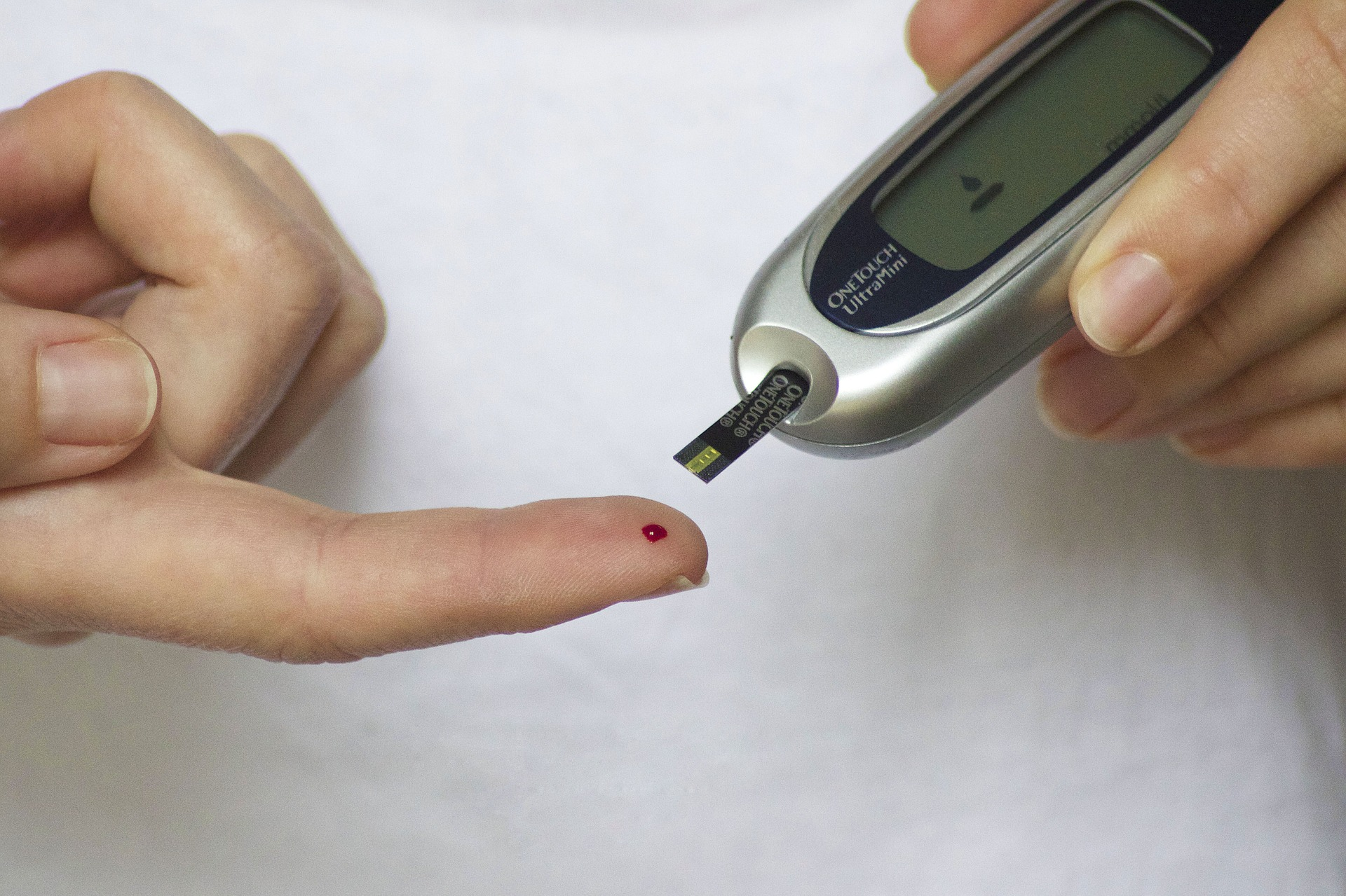 Image of type 1 diabetes