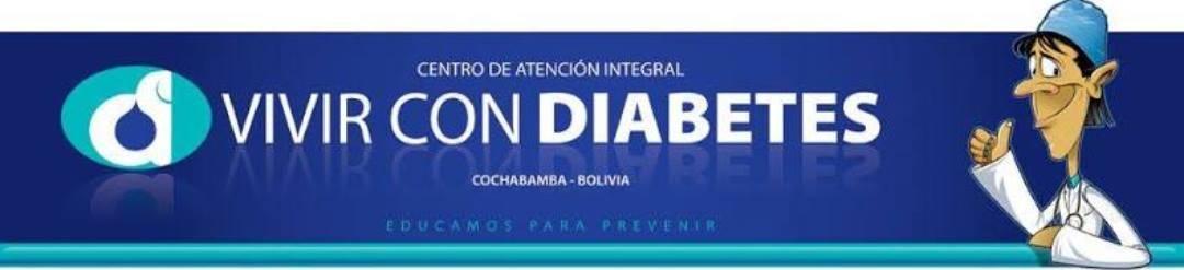 Vivir con Diabetes banner image