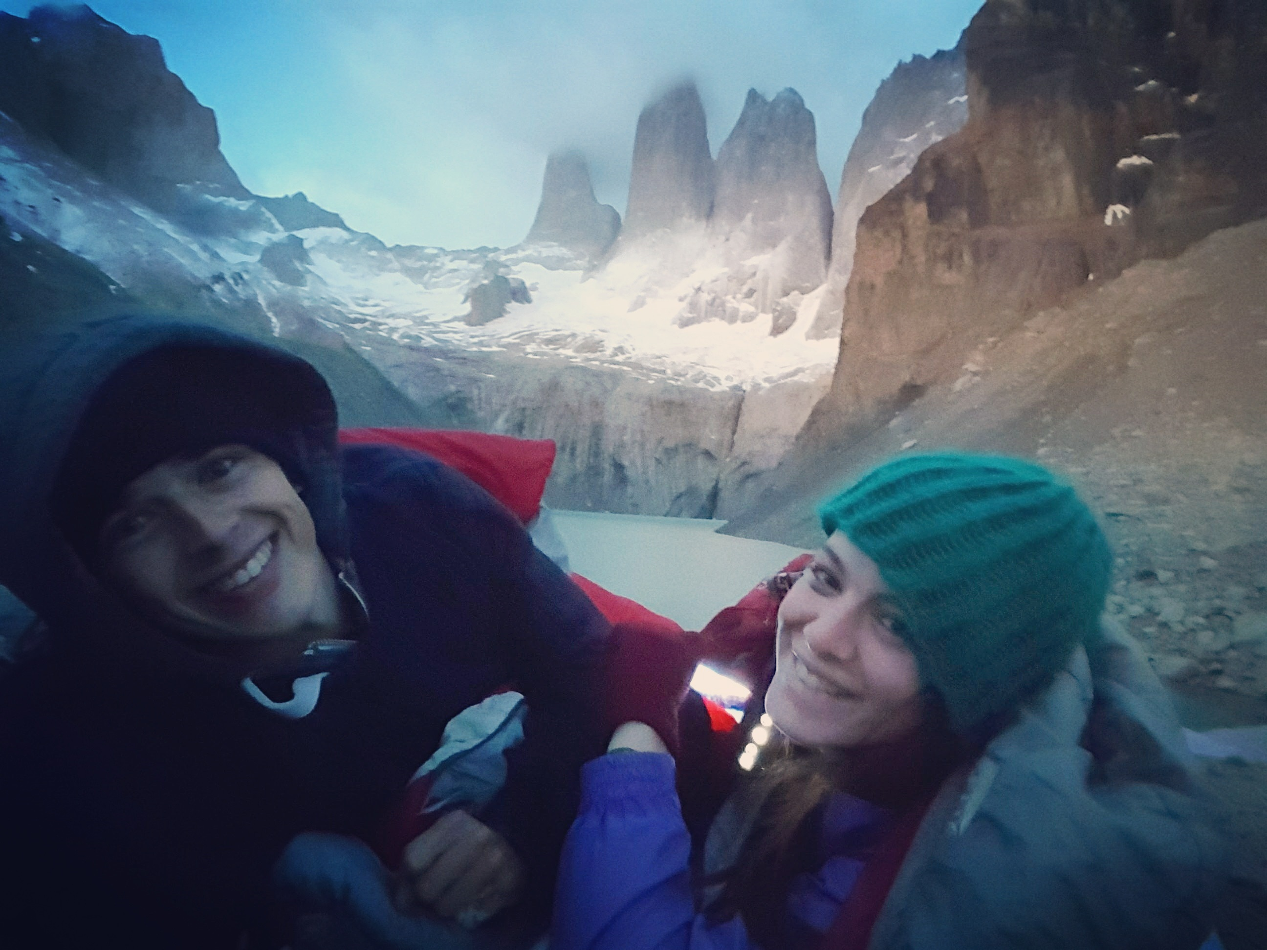 torres del paine altitude summit