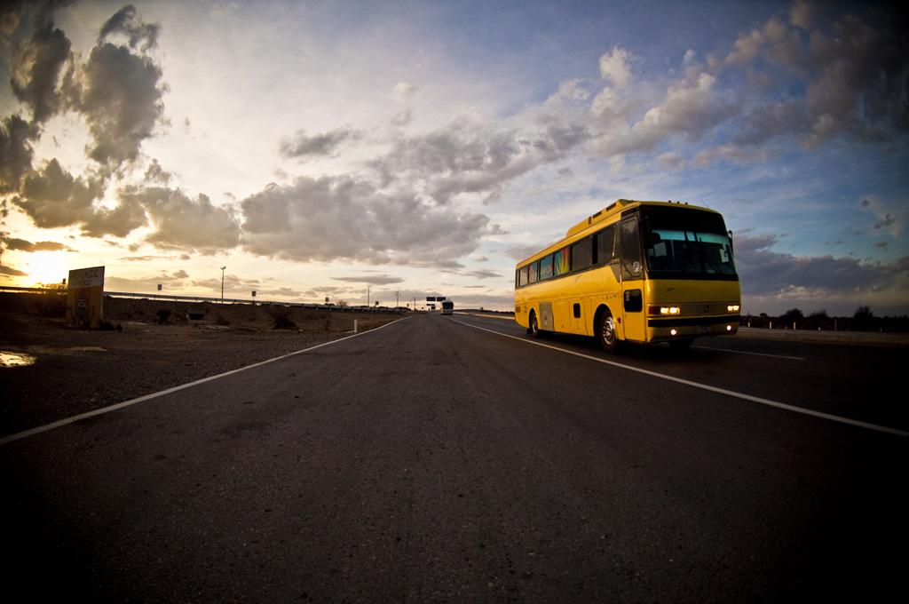 bus to Potosi