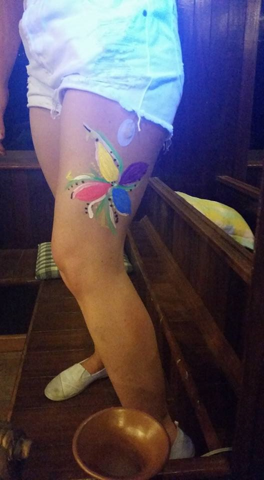 insulin attachment full moon party thailand
