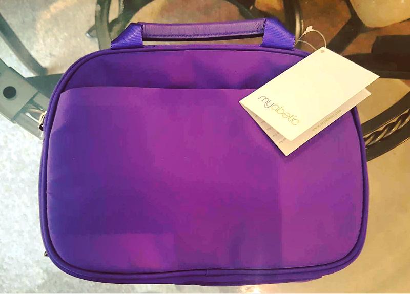 Myabetic thompson bag