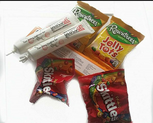 Hypo supplies