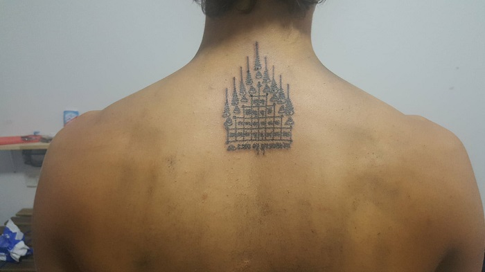 15c66ae511832 Getting A Sak Yant Tattoo In Bangkok [And How You Can Get One Too ...