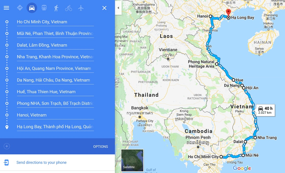 our 3 week vietnam travel itinerary the best places in 2019