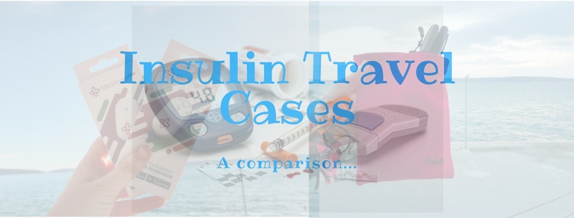Insulin Travel Cases