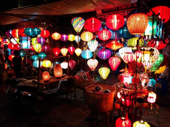 Hoi An Ancient Town lanterns