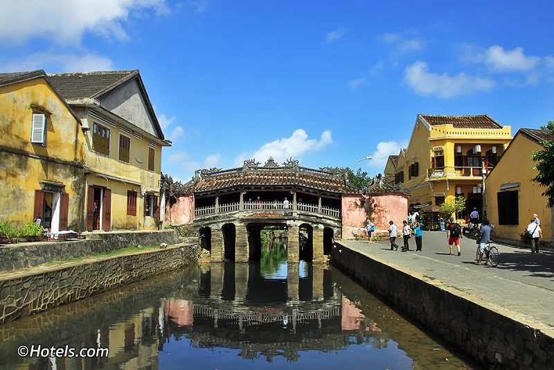 Japanese Bridge Hoi An Ancient Town