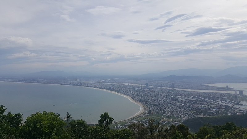 View of Danang