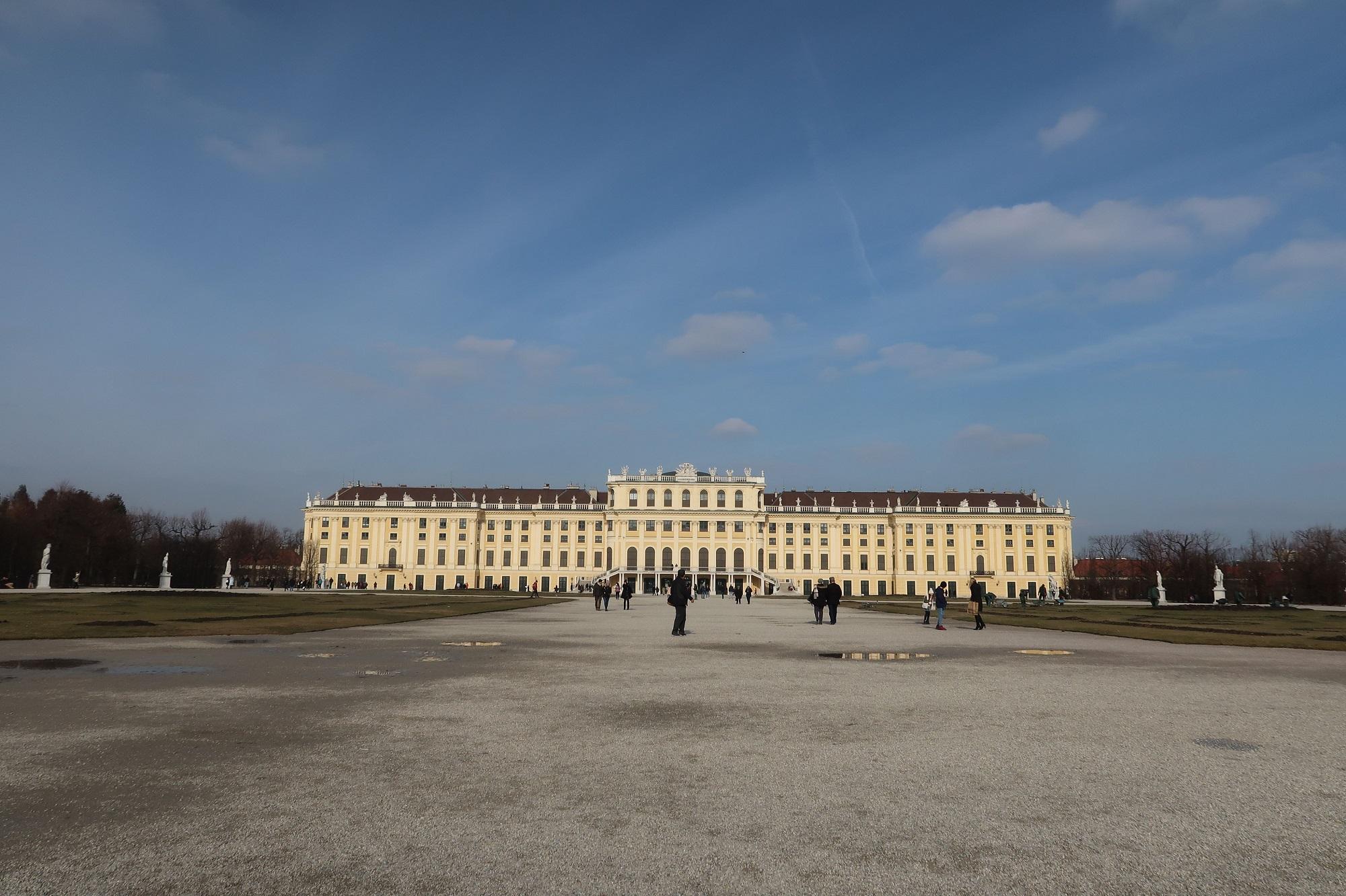 Vienna on a budget