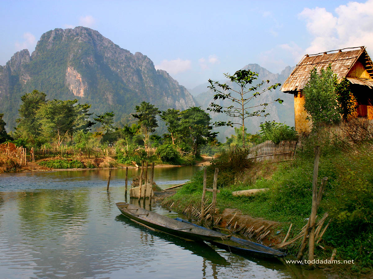 top things to do in vang vieng