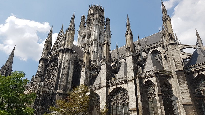 things to do in rouen