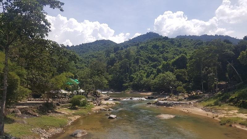 Yang Bay Falls, Nha Trang