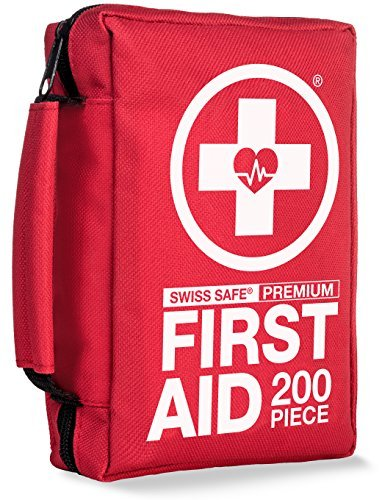 Camino first aid kit