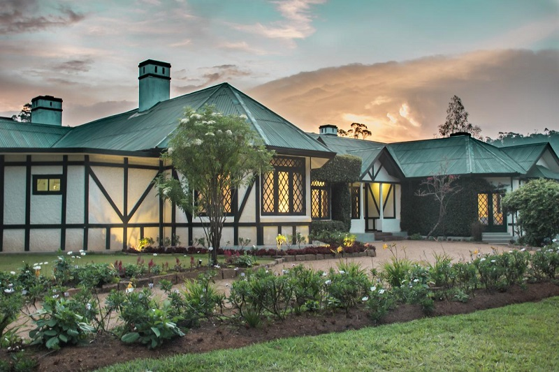 The Oliphant Bungalow, Nuwara Eliya