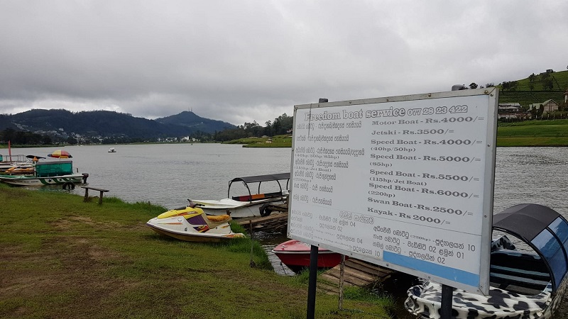 what to do at Gregory Lake