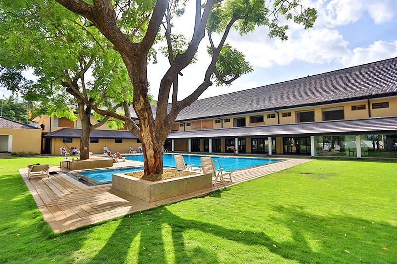 Rajarata Hotel in Anuradhapadura