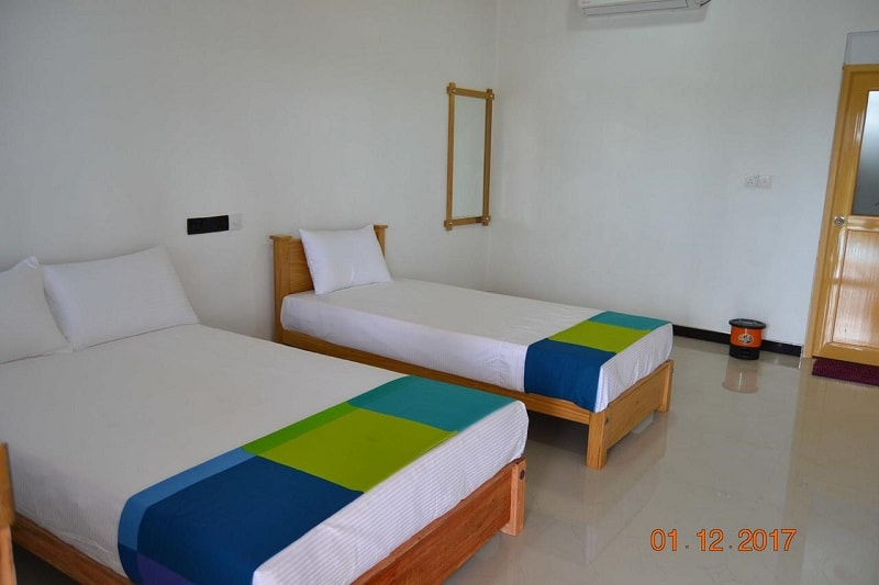 Rooms at Shan Guest and Restaurant Nilaveli