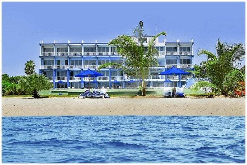 Skandig Beach Resort in Trincomalee