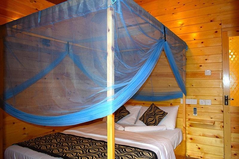 Rooms at Sasvi Cabana