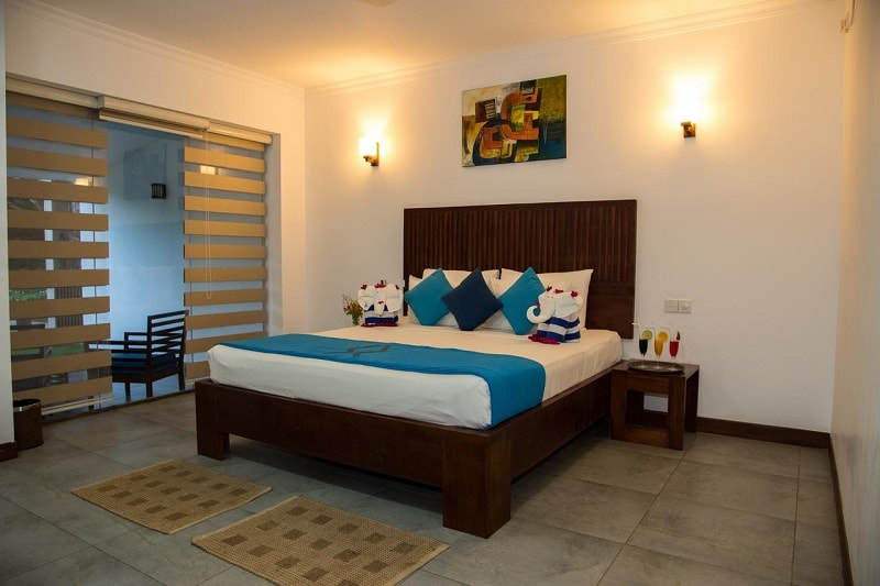 Rooms at Anantamaa Hotel