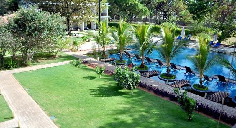 pool at Anantamaa Hotel