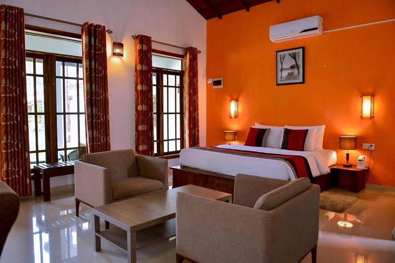 Rooms at Palmera Eco Resorts Nilaveli