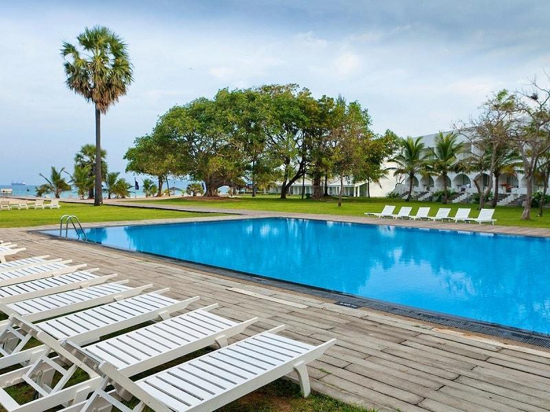 pool at Trinco Blu by Cinnamon