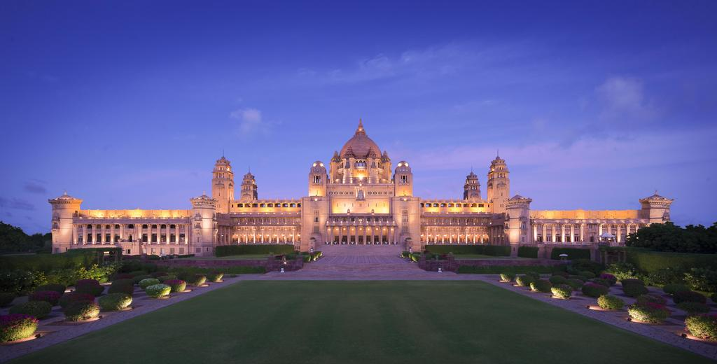 unmaid palace