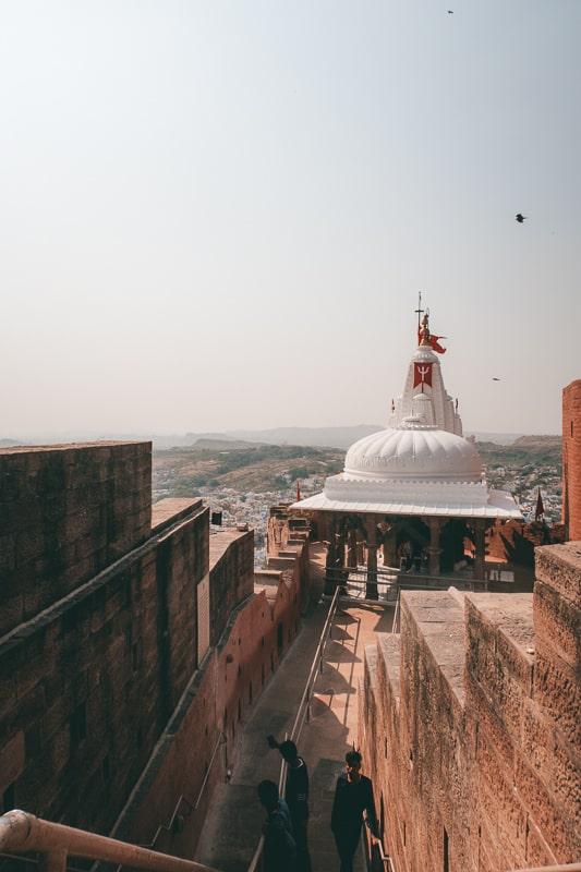 stupa in jodhpur