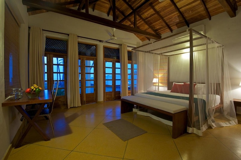 Rooms at Kottukal Beach House by Jetwing Villa