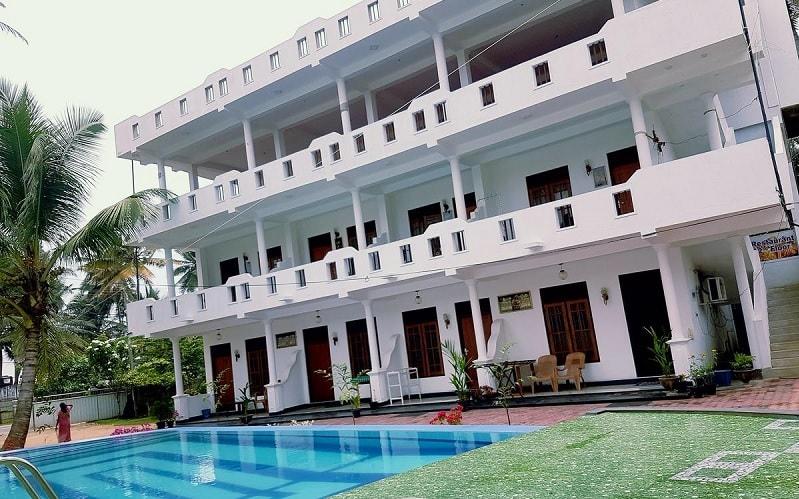 Liyange Resort in Mirissa