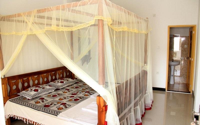Rooms at Liyange Resort